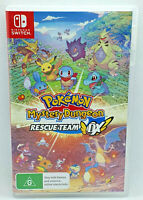 Pokemon Mystery Dungeon: Rescue Team DX - Nintendo Switch 🎮 PAL
