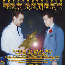 Tex Beneke - With the Glenn Miller Orchestra in 1948 [New CD]