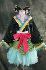 a-271 VOCALOID Miku Japan Kimono Kostüm Kleid dress Cosplay costume nach Maß