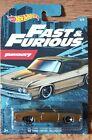 Hot Wheels Fast & Furious 7 69 Ford Torino Talladega