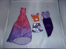 80-90er Jahre Design-2 x Kleid+Rock+Bluse-Barbie-Petra-Modeladen