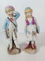 Pair Of Conta & Boehme Germany Figurines,  Appr.18.5cm Tall