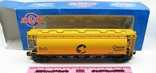 Atlas ACF 6-bay Cylindrical hopper Item #6332-2 - Chessie System 835034 (3 rail)