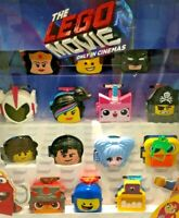Lego Movie McDonalds Happy Meal Toy New Sealed 2019 UK Bag Clips