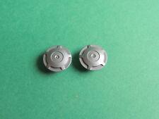 PLAYMOBIL accessoire pièce détachée enjoliveur gris pour véhicule,voiture,camion