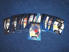 1998-99 UD CHOICE HOCKEY COMPLETE STARQUEST BLUE INSERT SET 1-30 (18-24)