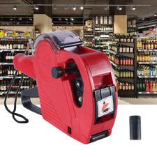 Mx5500 8 Bit Abs Plastic Price Tag Gun+Sticker+Ink Cartridge For Shops