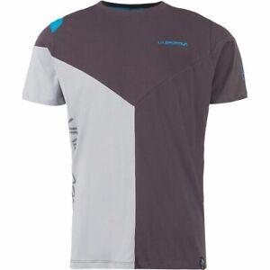60% OFF RETAIL La Sportiva Dru T-Shirt - Men's Climb Hike Boulder etc. Acitve