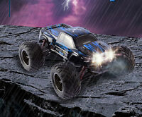 35+MPH Remote Controlled 1/12 Scale RC Car 2.4Ghz 2WD High Speed Buggy Red/Blue