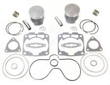 2003 2004 Polaris 700 XC Edge Pistons Bearings Top End Gasket Kit Std Stock 81mm
