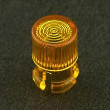 LED Lens 5mm Amber (3 Pack)