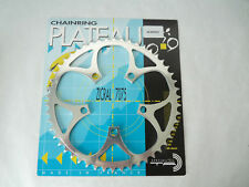 "T.A. 50T Chainring 94 BCD 50 tooth TA3/32"" Vintage Road Racing Bicycle NOS"