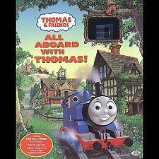 All Aboard with Thomas and Friends New sealed rare Kid Rhino