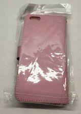 Iphone 6S Plus Wallet 9 card slots Pink