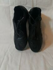 Puma Ducati™ Mens Size 6 Black Lace-up Biking Shoes EUC