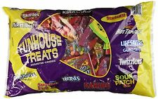 2x Assorted Halloween Kirkland Signature Fun House Mini Candy - 6 Lbs - 2 Pack