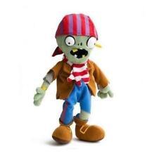 Speaking Life Plants Vs Zombies Plush Pirate Zombie Plush Toy(30cm)
