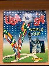 Panini USA 1994 Sticker Album Football World Cup WM WC 94 - UK Eire Edition