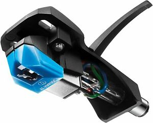 AUDIO TECHNICA AT-VM95C/H Testina MM COMPLETA Stilo Conico Montata su Shell NEW