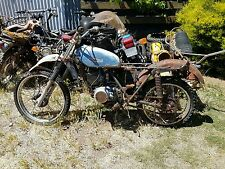 Suzuki tc 185 wrecking all parts available  ( this action is for one bolt only)