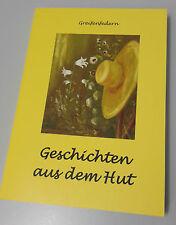 Sonderpreis! Geschichten aus dem Hut GREIFENFEDERN Buch Greifswald