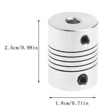 Flexible Coupling Coupler /Shaft Couplings 3D Printer Stepper Motor 5*5*25mm