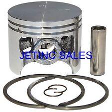 PISTON & RING KIT W/ GASKETS FITS STIHL 044 MS440 50mm  12mm wrist pin