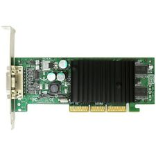 Nvidia Quadro NVS 280 AGP x8 64MB DDR DMS-59 Video Card Dell J0880
