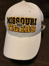 finest selection da32a 44b7b New ListingMISSOURI TIGERS NCAA TOP OF THE WORLD TEAMWORK HAT CAP ADJ  SNAPBACK OSFM NWT