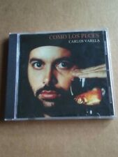 Como Los Peces by Carlos Varela (CD, May-1995, GRAFFITI MUSIC CANADA )CD