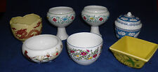 Lot of 1982 Franklin Mint Miniature Asian Bowls: From Collection Set of 12