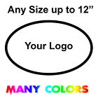 Custom Logo Sticker - Vinyl Die Cut Decals Your Company Logo