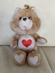 Care Bear 1980s 'Tenderheart Bear'