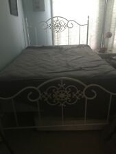 bed frame full with headboard