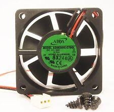60mm 20mm New Case Fan 24V DC 16.4CFM PC Cooling Fluid Brg 2 wire 6020 464*