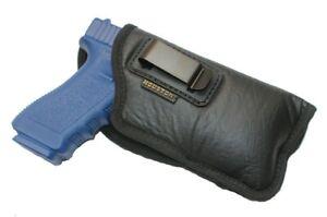 Houston IWB Soft Holster for Glock 17/22/31/20 with Laser/Light (Gen 1,2,3,4,5)
