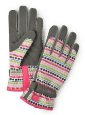 Burgon & Ball. Love the Glove. Gardening. Ladies. Pink Seed. Size ML
