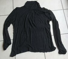 TEX Sous pull anthracite XL