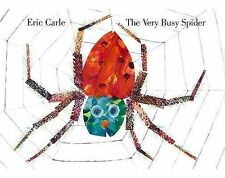 Fiction Board Eric Carle Books for Children in English