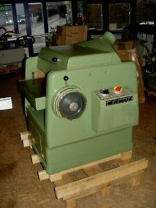 MARTIN Dickte/Dickenhobelmaschine Typ T41 F Bj.77 Hobelbreite 61