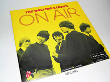 2 LP: Rolling Stones – On Air, Limited YELLOW Vinyl, NEU & OVP (A6/2)