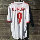 Mexico 2012 2013 Raul Jimenez Away Shirt Jersey Wolves Wolverhampton NEW Large