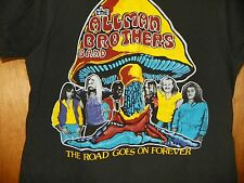 VTG 1970'S THE ALLMAN BROTHERS BAND ROAD GOES ON FOREVER CONCERT TEE