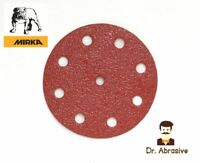 """125mm 5"""" Sanding Discs 8+1 Sandpaper Pads MIRKA for FESTOOL Grits Hook and Loop"""
