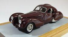 Bugatti Type 57S Atlantic S/N 57473 - 1/43 scale