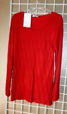 Banana Blue Australia Small RED Fitted Stretch Dress