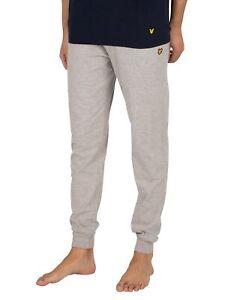 Lyle & Scott Men's Ezra Pyjama Bottoms, Grey