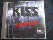 CD  KISS  Revenge  512 405-2  12 Tracks  Topzustand