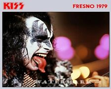 1979 Kiss Gene Simmons Fresno California Photo Color 8 X 10 Photo Picture