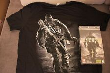 Sniper 3 Ghost Warrior Promo T-shirt M size